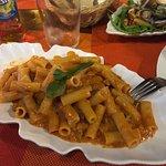 Muy buena comida italiana y buen servicio de Francesca y Andrea!! Siempre repetimos este restaur