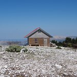 Leftiris' family hut