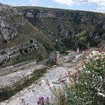 马泰拉石头城照片