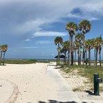 صورة فوتوغرافية لـ Crandon Park Beach