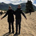 Carcross sand dune