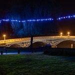 Chepstow Old Iron Bridge