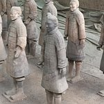 Amazing Terracotta Soldiers!
