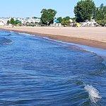 Cobourg Beach resmi