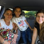 Maria Fernanda, Emma & Sofy Cartago, Costa Rica