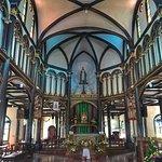 Bilde fra Wooden Church
