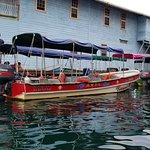 water taxis in Bocas