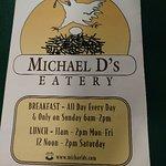 Michael D's Eateryの写真