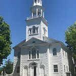 Foto van Old First Congregational Church