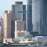 Foto van Hoboken Waterfront Walkway