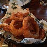 Cajun onion rings
