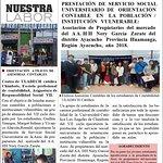 Asesoramiento contable a los productores del mercado Nery Garcia Zarate