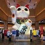 makei-neko - Good Luck Cat!! A HUGE Good Luck Cat!!!!