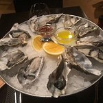 Some of the best Oysters I ever tasted