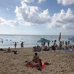 巴东海滩照片