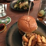 Burger and Beef Roast