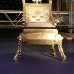 Trono Palácio Real