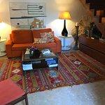 Villa Jasmim living room