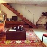 Villa Jasmim stairway to bedroom