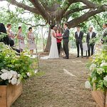 We offer 6 different ceremony sites