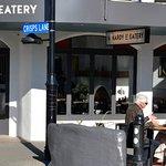 Alfresco Dining @ the Hardy Street Eatery