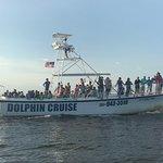 Foto de Dolphin Cruise aboard the Cold Mil Fleet