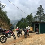 Thac Ba Motorcycle Tours to Ha Giang City