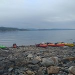 Foto de Quadra Island Kayaks - Day Tours