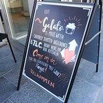 Bilde fra SVAL gelato og kaffe