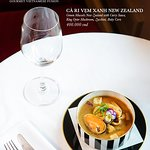 New Zealand Green Lipped Mussels Soup