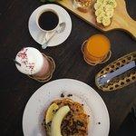 ภาพถ่ายของ The Wall Cafe