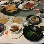 Seafood restaurant that caters to vegetarians too