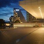 Hilton Busan Entrance