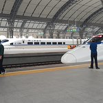 The smooth whisper quiet Bullet Trains