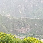 A tiny section of the Great Wall