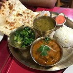 Do try the thali!