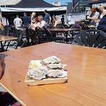 Maldon Oysters @Gunwharf Quays June 2018