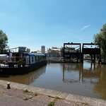 Top end of boat lift