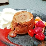 delicious dessert - chocolate mousse - must try