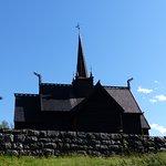 Eglise en bois debout de Maihaugen