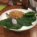 Leaf and Flavoured Coconut