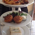 Savoury High Tea for Two