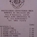 Caffetteria Pasticceria Duca照片
