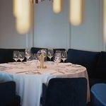 À la carte restaurant Monty by Andre Tokev