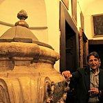 """L'urna per la preparazione della mitica """"theriaca"""", la panacea per tutti i mali"""
