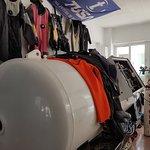 Arian Diving Centre resmi
