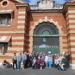 IRT The Palms visit to Boggo Road Gaol.