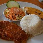 Calaloo Beach, FishBar & Grill Foto