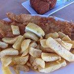 Bilde fra Quesada Fish & Chips