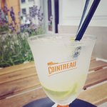 Cointreau fizz...so refresh....
